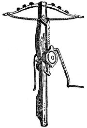 Quelques armes du Moyen Age...